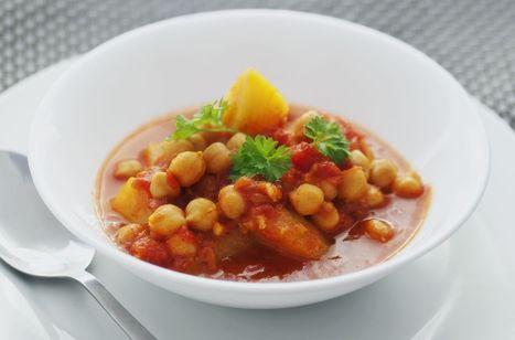 Delicious & Healthy Vegetarian Curry Recipe: Chana Masala | Food glorious food | Scoop.it