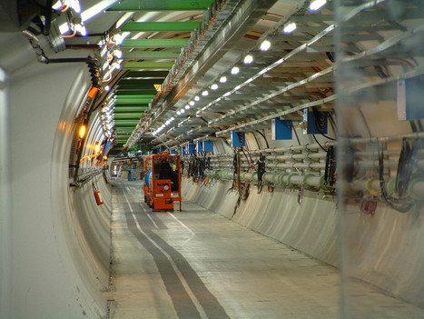 How an army of engineers battles contamination and sleep deprivation to take hadron collider to new heights | Lancaster University business media coverage | Scoop.it