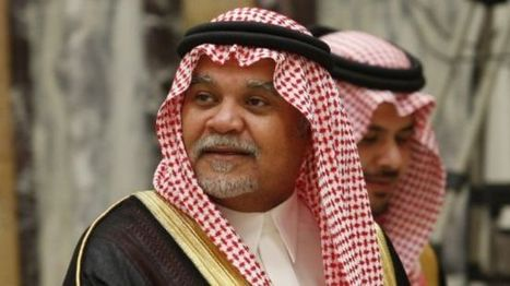 Saudi may fire Bandar over Syria: Report | Saif al Islam | Scoop.it