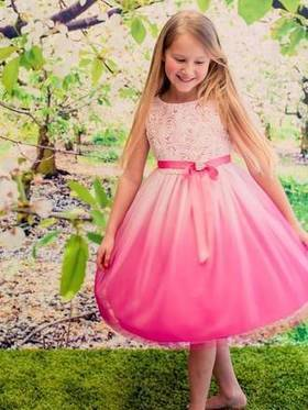 Beautiful Flower Girl Dresses to Add a Rustic Charm to Your Nuptials | Boys Communion Suits | Scoop.it