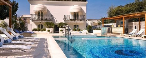 Hôtel design Capri Italie, Meliá Villa Capri Anacapri | Hotel Collection | Scoop.it