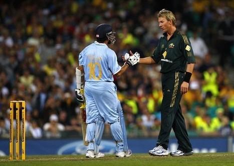 Brett Lee rates Tendulkar above Lara - Latest Sports Buzz | Sandhira Sports | Scoop.it