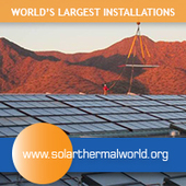 France, Italy and Brazil: Programmes for Dedicated Solar Heating and Cooling Conferences | Solarthermalworld | Solar thermal Process Heat | Scoop.it