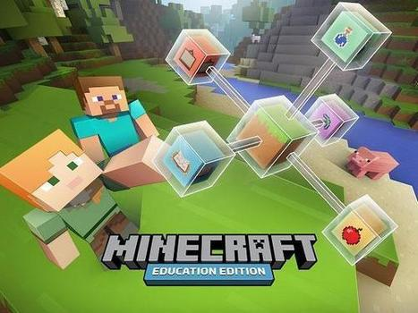 There's a new version of Minecraft, and it's going to be taught in schools | Differentiated and ict Instruction | Scoop.it
