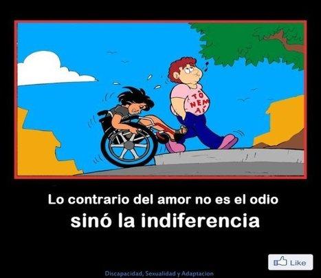 indiferencia - D discapacidad | TIC JSL | Scoop.it