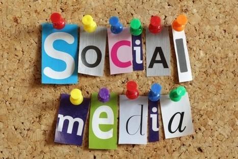 De geschiedenis van social media in 14 seconden | Twittermania | our digital life | Scoop.it