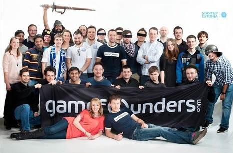 Call for Gamification Startups to Attend GameFounders Gaming Accelerator | Twitch Learning | Scoop.it