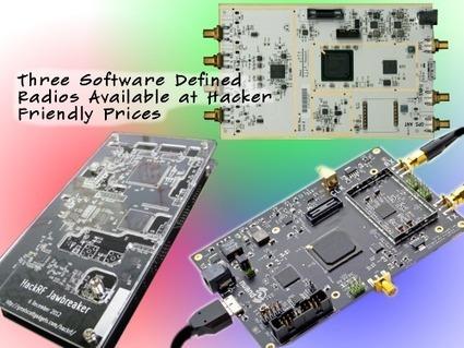 Taylor Killian: SDR Showdown: HackRF vs. bladeRF vs. USRP | Software Defined Radio SDR | Scoop.it