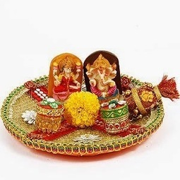 Diwali Pooja Thali Decoration 2016 ideas For Decorate Laxmi pujan Diya thali images wallpapers photos | Happy Diwali 2016 Festival Sms Wallpapers | how can watch IPL 6 LIVE ONLINE | Scoop.it