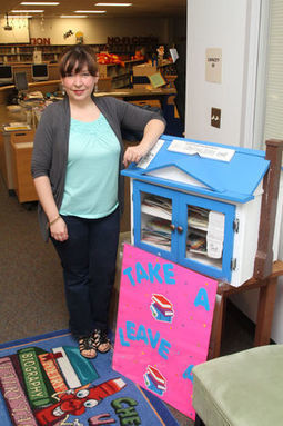 Librarians hope to boost El Paso literacy with Little Free Libraries - what's up | Library world, new trends, technologies | Scoop.it