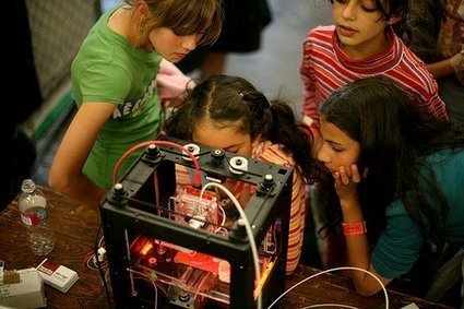 3ders.org - Fayetteville Free Library launched 3D printing Fab Lab | 3D Printing news | FabLabs & Open Design | Scoop.it