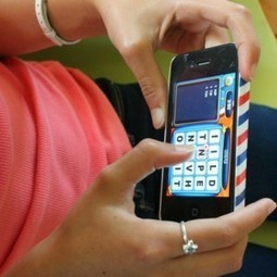 Je oude smartphone als cadeautje voor je kinderen | Mediawijsheid ed | Scoop.it