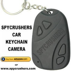 SpyCrushers 808 Keychain Camera Launches On Amazon Sites | Press Release | Scoop.it