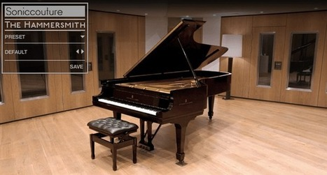 Review: Hammersmith Pro piano by Soniccouture - @muz4now | independent musician resources | Scoop.it