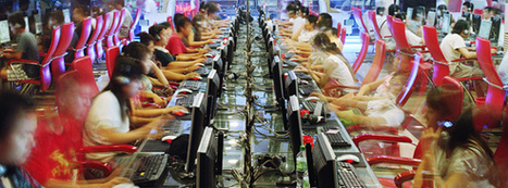 Why China Loves the Internet | Marketing onine B2B | Scoop.it
