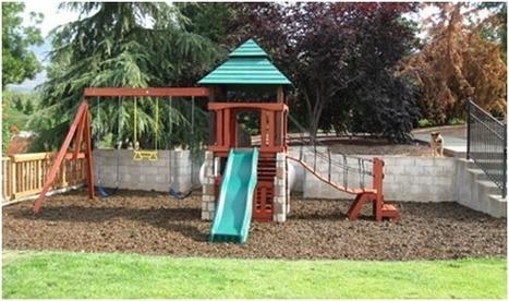 Rubber Bark - 5 Ways That Landscape Bark Improves Your Yard | Rubber Bark | Scoop.it