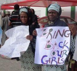 Nigeria: Marche de parents sur les lieux de l'enlèvement de lycéennes - Afriquinfos | UNHCR TOGO - News Desk | Scoop.it