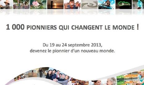 1000 pionniers qui changent le monde | Economie Responsable et Consommation Collaborative | Scoop.it