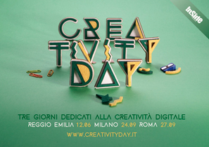 Tutto Digitale - Creativity Day 2013: parola d'ordine, creatività digitale | Creativity, Design & Adv | Scoop.it