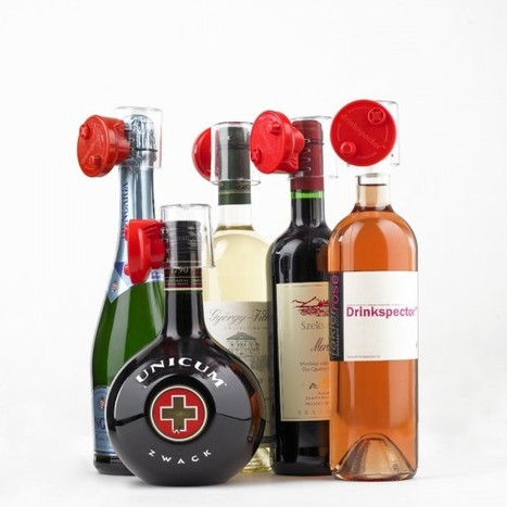 Anti-theft Solution for Bottles | shopsecurity | Scoop.it