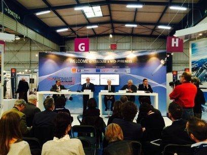 Aéronautique, pourquoi les entreprises étrangères viennent au salon Aéromart à Toulouse   La lettre de Toulouse   Scoop.it