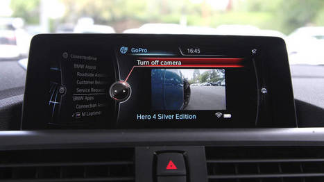 Sync your GoPro with BMW's M Laptimer for track day fun | Autoware - it in cars | Scoop.it