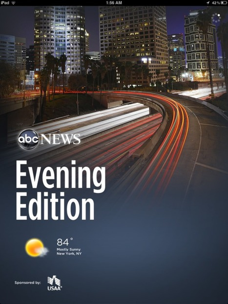 ABC News applies two years of use to new iPad strategy | paidContent | Public Relations & Social Media Insight | Scoop.it