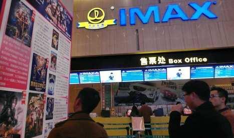 Le cinéma en Chine, un eldorado très disputé   Film adhésif   Scoop.it