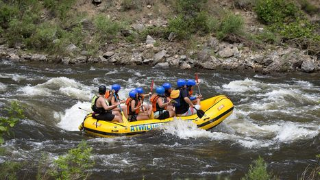 Spring runoff ends, with less damage than feared - 07/04/14   Resilient Colorado   Scoop.it