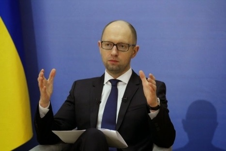 Fort Russ: Yatsenyuk reportedly obtained a Canadian passport | Global politics | Scoop.it
