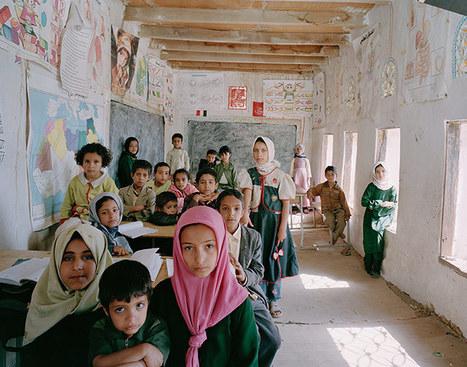 Panorama photographique de salles de classes à travers lemonde | Merveilles - Marvels | Scoop.it