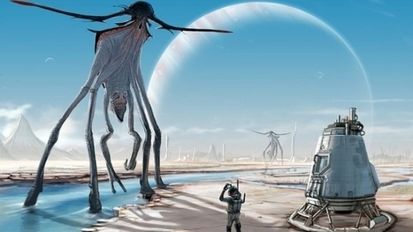 How to Create a Scientifically Plausible Alien Life Form | Science Fiction  and Fantasy | Scoop.it