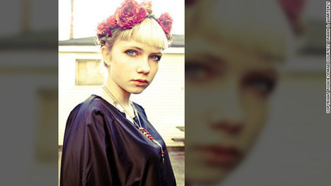 Tavi Gevinson may take over the world while you read this   Transliterate   Scoop.it
