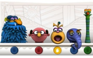 Jim Henson Honored With Interactive Muppets Google Doodle [VIDEO] | Visual*~*Revolution | Scoop.it