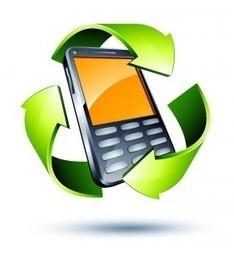Et si je recyclais mon vieux téléphone portable !   geekonome.fr   Scoop.it
