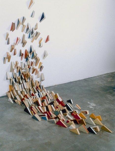 Alicia Martin: Zócalo (plinth) | Art Installations, Sculpture, Contemporary Art | Scoop.it