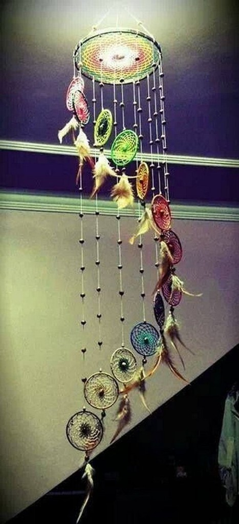 Amazing Photographs Of Diy Crafts Of Dream Catcher | Incredible Snaps | incredible snaps | Scoop.it