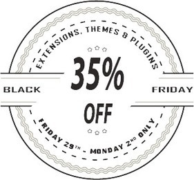 Black Friday is Here! 35% Off Everything! - GPLclub.org | WooCommerce | Scoop.it