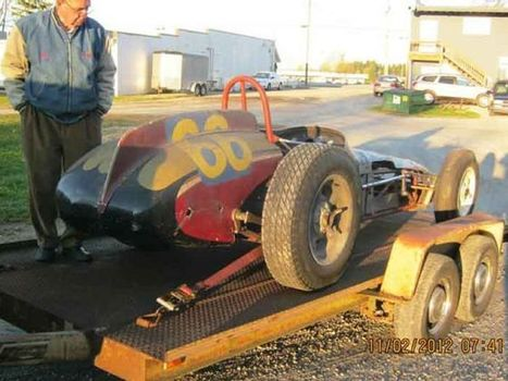 130-Image Step-by Step Build of the 1962 Bryant Special Indy Roadster | 1962 - the year | Scoop.it