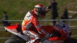 Ducati get first pole position since 2010 courtesy of Dovizioso | Ductalk Ducati News | Scoop.it
