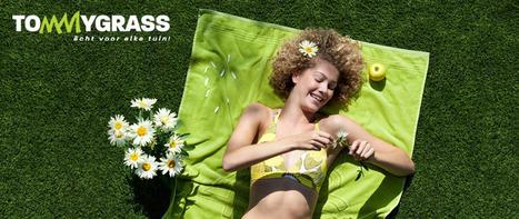 Kunstgras tuin aanleg, jarenlang plezier - Tommygrass   Groene vingers   Scoop.it