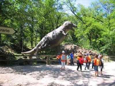 a Rivolta d'Adda il Parco della preistoria fa un Restyling e utilizza i QR code per i dinosauri | QRCODE_ITALY | Scoop.it