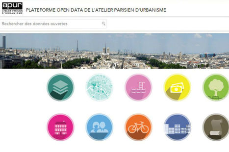 Une plate-forme open data sur la nouvelle Métropole du Grand Paris | Open Data France | Scoop.it