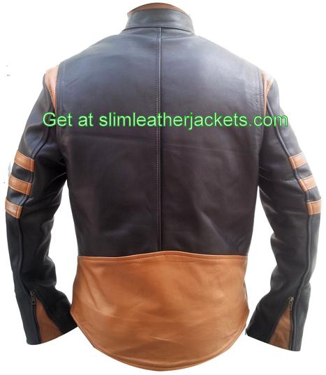 X-Men #wolverine leather jackets only for lover Hugh Jackmans | Celebrity Smashing Hugh Jackman leather jackets | Scoop.it