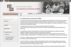 Les archives belges arrivent sur Internet ! - La Revue française de Généalogie | génealogy,genealogie,family history | Scoop.it