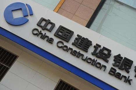China Construction Bank earnings slow on increased bad-loan provisions   Credit-Debt & Finance Deals   Scoop.it
