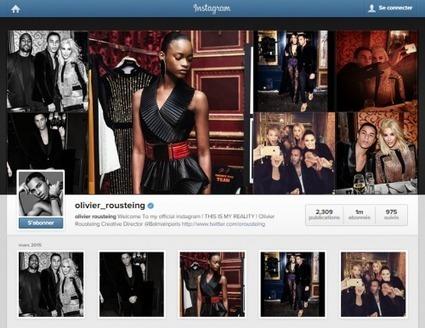 La laborieuse présence digitale des marques de luxe | Digital Actu : Marketing, Business, Social Media | Scoop.it