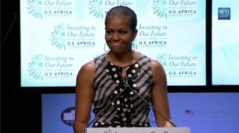 First ladies Obama and Bush urge African leaders to educate, empower women and girls   Nonprofits that support women and girls!   Scoop.it