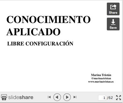 Conocimiento aplicado: nueva materia curricular en Murcia relacionada con TIC | Educacion, ecologia y TIC | Scoop.it