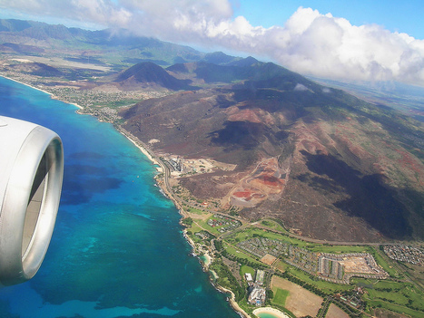 Seeing the World Through an Airplane Window | Road Tripping | Scoop.it